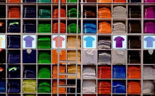 T-shirt Rainbow