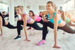 健身女性用品